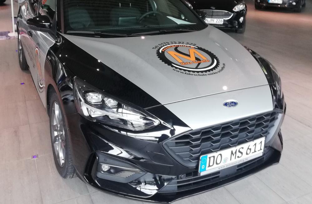 Ford Focus MK5 Automatik