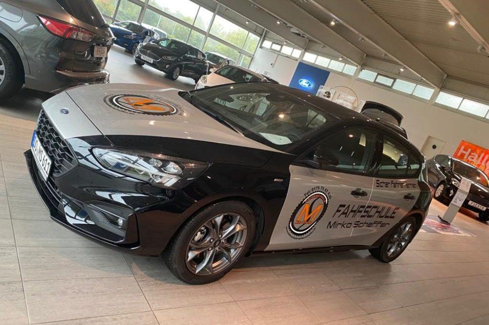 Ford Focus MK5
